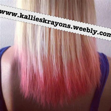 kool aid hair dye on pinterest kool aid dye hair and kool aid hair dye kool aid hair color pinterest kool