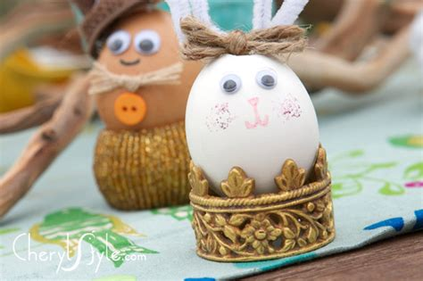 Decorated Blown Eggs by Egg Decorating Ideas For Easter Everyday Dishes Diy