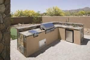 how to build a outdoor kitchen island plan de travail exterieur tout sur le plan de travail en