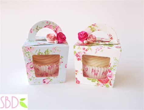 templates for making cupcake boxes diy cute cupcake box oh my fiesta wedding
