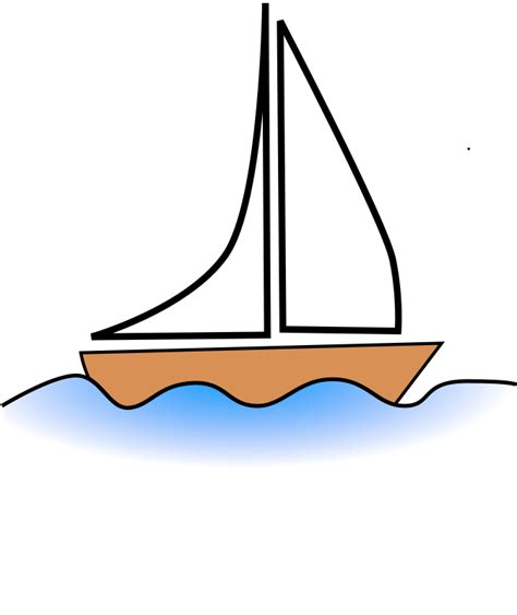 floating boat clipart floating sailing clipart clipground