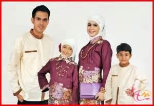 baju muslim 2014 sarimbit keluarga model baju muslim trendi