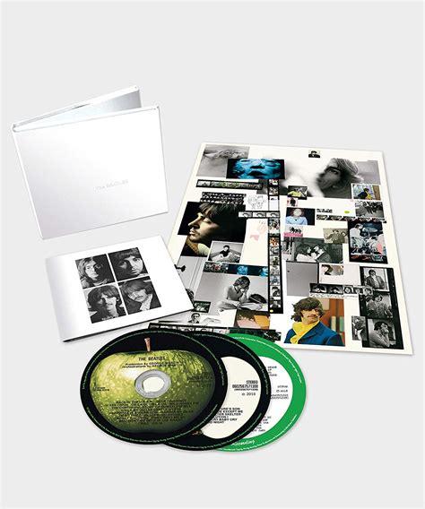 The White the beatles white album 50th anniversary beatles magazine