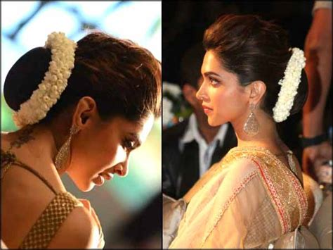 get stylish like the bollywood divas with hairbands shaadifashion 5 styles of gajra that you must try this