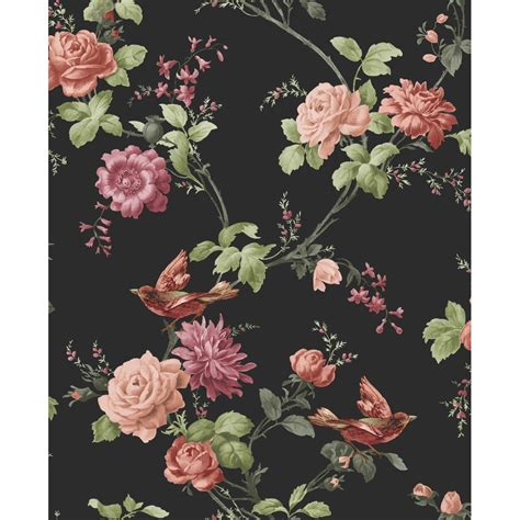 Tile Wall Murals graham amp brown oriental bird motif flower floral leaf
