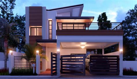 modern home concepts duplex house design concept home design