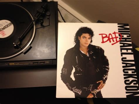 michael jackson bad vinyl original i just picked up on vinyl page 186 pearl jam