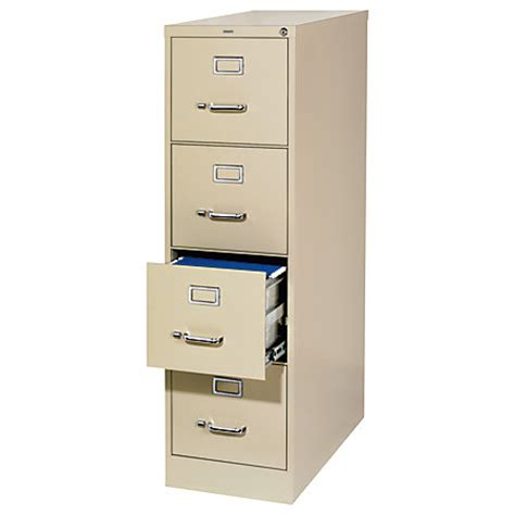 workpro 26 12 d 4 drawer letter size vertical file cabinet