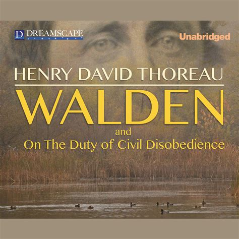 on the duty of civil disobedience books walden and on the duty of civil disobedience
