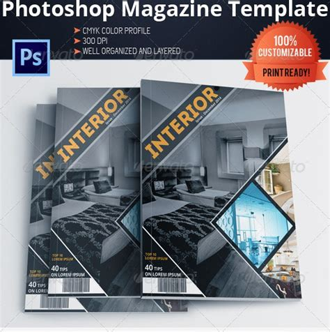 architecture and design magazine free and premium print magazine templates 56pixels com