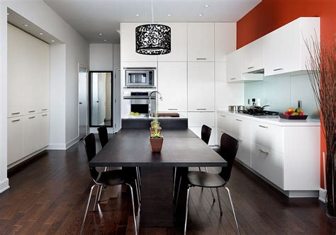 Color Combinations For Home Interior red black and white interiors living rooms kitchens