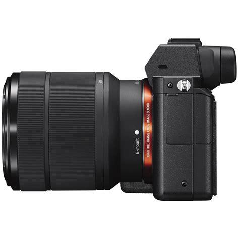 Sony Fe 28 70mm F 3 5 5 6 Oss Like New 4960 sony alpha a7ii mirrorless digital with fe 28 70mm f 3 5 5 6 oss lens focus