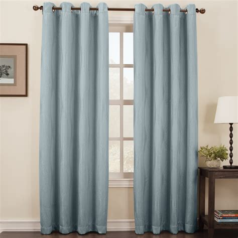 sears curtains blackout simply window osbourne grommet curtain panel blackout