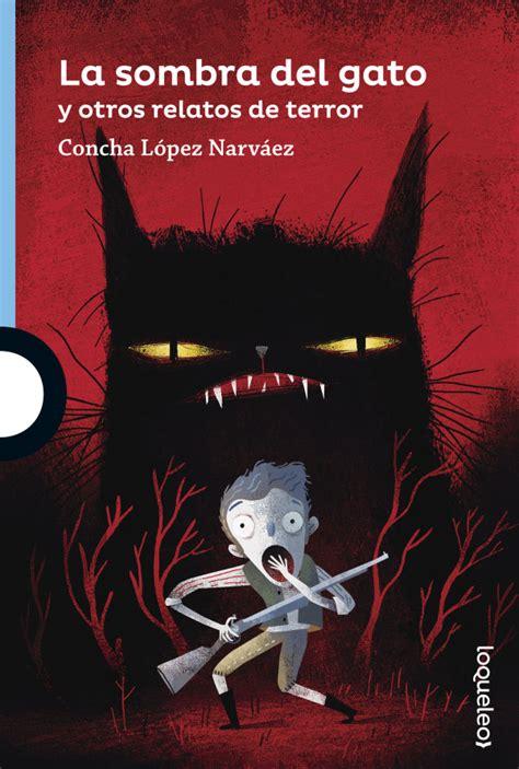 libro la sombra de la la sombra del gato y otros relatos de terror