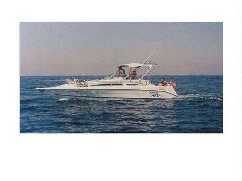 used boats javea rinker fiesta vee 26 in puerto de j 225 vea power boats used