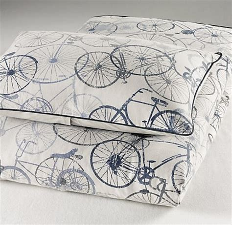 bicycle bedding great vintage bicycle bedding dream homeness pinterest