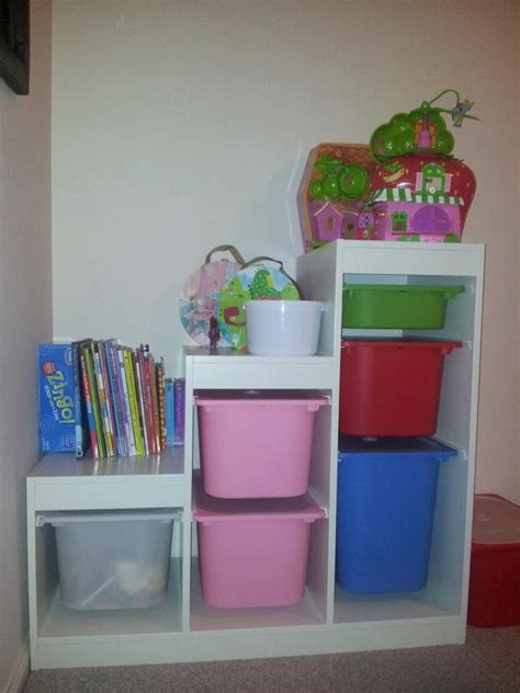 ikea toy storage ikea trofast toy storage home kj s room pinterest