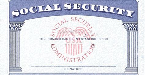 social security denies s name on card