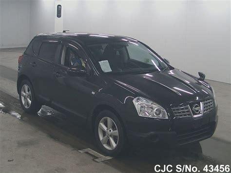 nissan dualis 2007 2007 nissan dualis black for sale stock no 43456