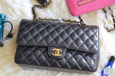 An Inside Look At Chanel by The Chanel Medium Classic Flap Is Perhaps The Most