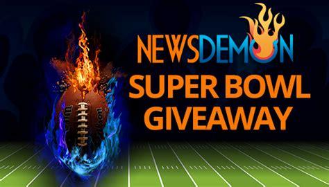 Super Bowl Giveaway - usenet newsgroups newsdemon com blog for newsgroup information