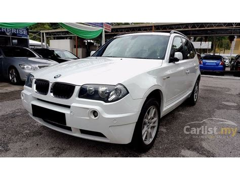 best car repair manuals 2007 bmw x3 parking system bmw x3 2007 si 2 5 in kuala lumpur manual suv white for rm 38 800 3637967 carlist my