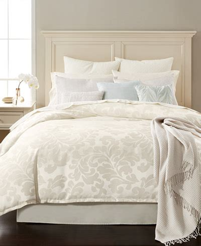 Macy Bed by Martha Stewart Collection Feather 14 Pc California