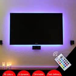 Led Mood Lighting Strips Aliexpress Buy Bason Usb Powered Rgb Led Tv Monitor Backlighting Led Mood Light For 32