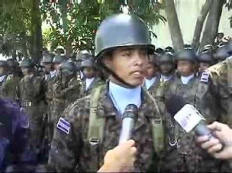 ejercito de el salvador 06jul2012 dia del ejercito fuerza armada de el salvador