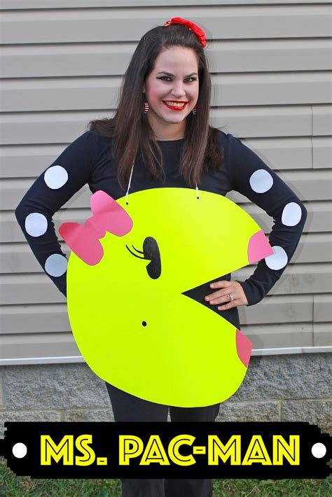 pac man family costume