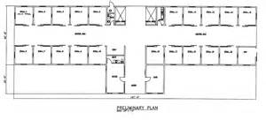 large barn floor plans 20 stall horse barn center isle floor plan maybe cut down on the of stalls but i like how