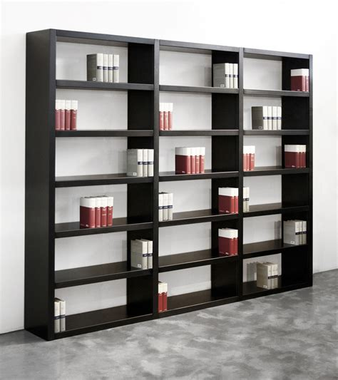 big irony bookcase shelf composition 1 w 100 x h 230