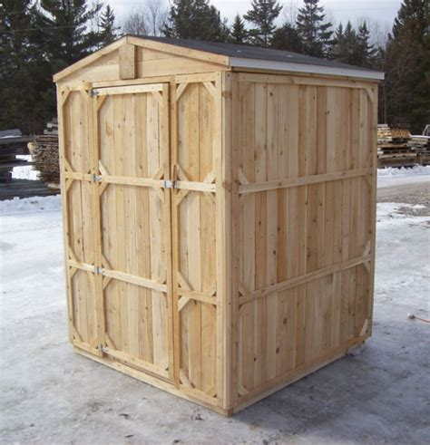 small cedar wooden garden sheds  sale productive