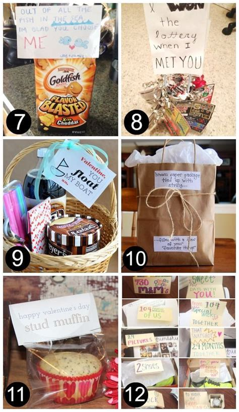 Diy Handmade Gifts For Him - 25 best images about boyfriend gifts on