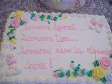 Wording For Baby Shower Cake by Sayings For Baby Shower Cakes Search Jobsila