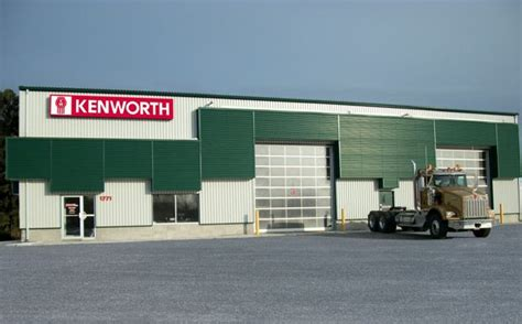 kenworth parts dealer kenworth parts and service facility opened in val d or