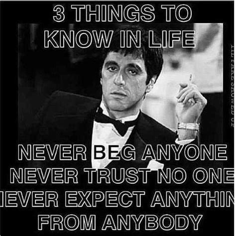 film gangster quotes the mafia boss on scarface quotes truths and movie