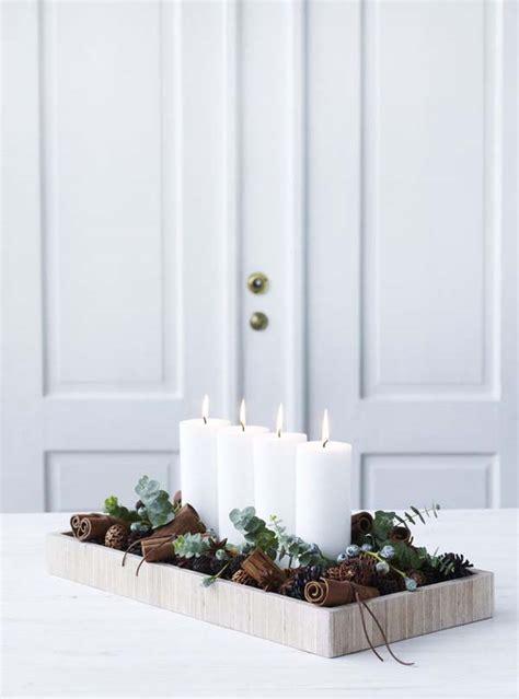 decorare la tavola natalizia 30 semplici idee fai da te per la tavola natalizia fito
