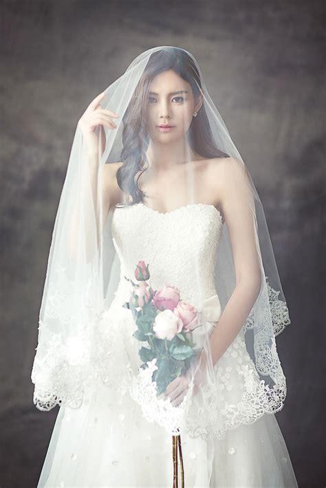 Free Images : flower, wedding dress, bride, white dress