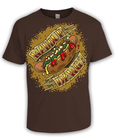 T Shirt Design Food T Shirt Designs Digital Graphic Design Inspiration
