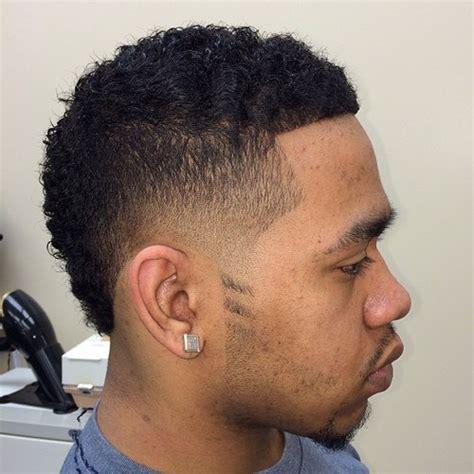 faux hawk hairstyle black boy 50 coolest faux hawk hairstyles for men hairstylec