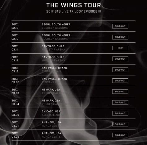 bts wings tour wings tour for bts army s amino
