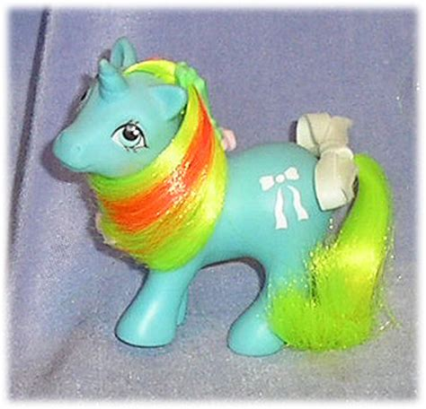 Babby Ribbon 2 the my pony scrapbook