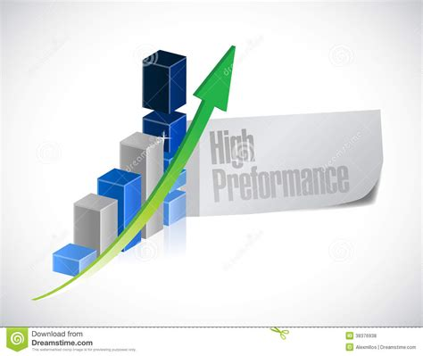 boat trader high performance business graph high performance illustration stock photo