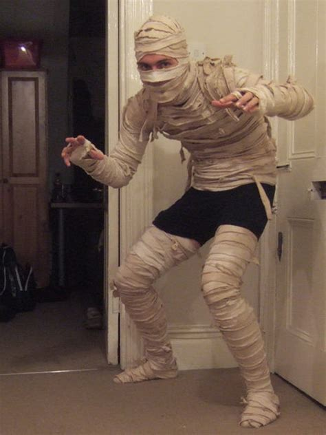 mummy costume tutorials  ideas noted list