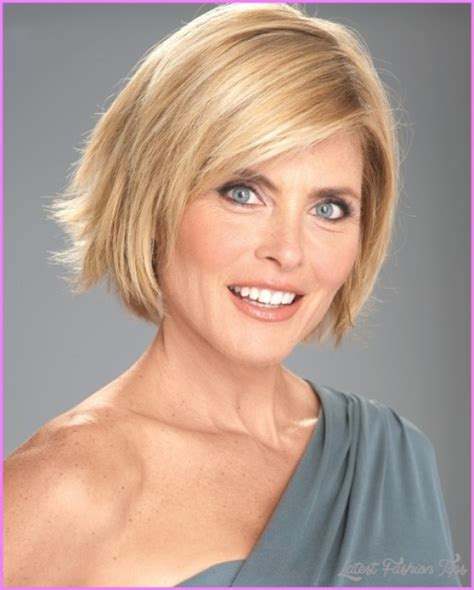 women over 45 make over hairstyles for women over 45 latestfashiontips com