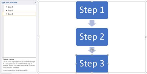 create flowchart from text how to make a flowchart using powerpoint create
