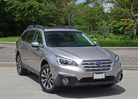2016 subaru outback 2 5i limited 2016 subaru outback 2 5i limited road test review