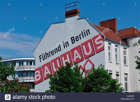 Aufkleber Keine Werbung Bauhaus by Werbung Stockfotos Werbung Bilder Alamy