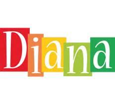 diana logo name logo generator smoothie summer